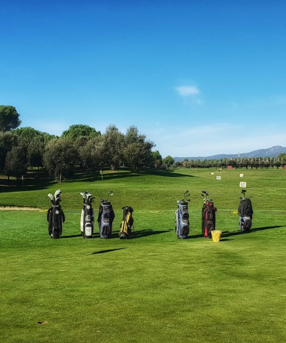 Golf in Barcelona