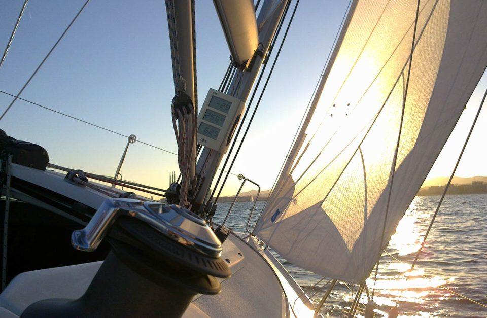 Sailing & wine taste