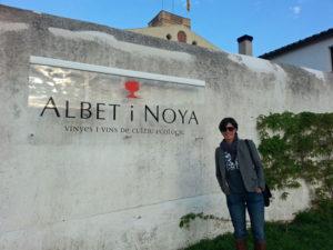 Albet i Noya winery