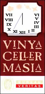 Vinya Celler Masía sello