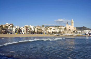 Sitges in Barcelona