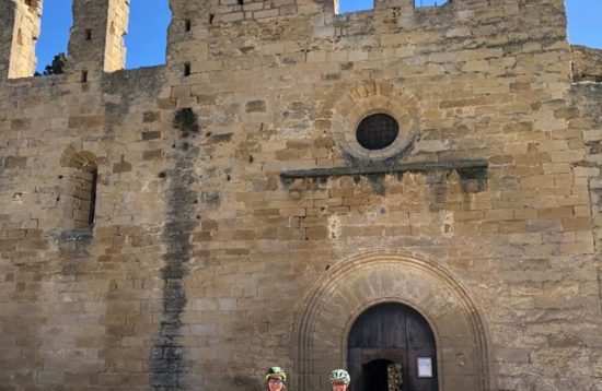 Bike and ride in Girona