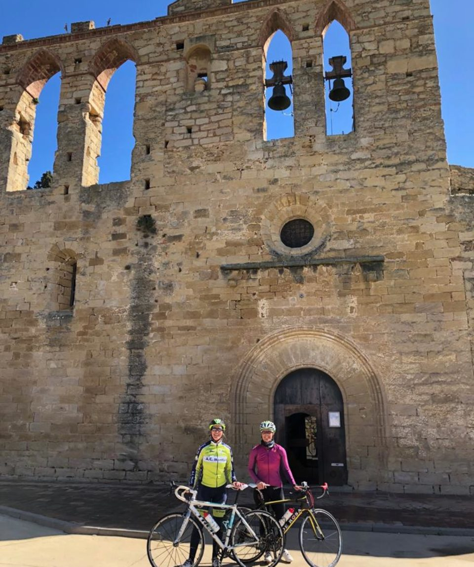 Bike and ride in Girona